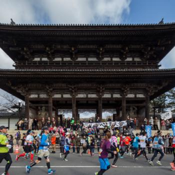 【終了しました】「TSUNAGUプログラム」 2/17 京都マラソン2019