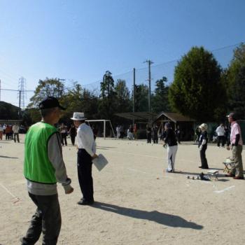 【終了しました】11/3「TSUNAGUプログラム」京都市体育振興会連合会創立65周年記念・第30回市民スポーツフェスティバル「ペタンク大会」