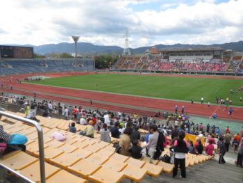 【終了しました】11/3「TSUNAGUプログラム」京都市体育振興会連合会創立65周年記念・第30回市民スポーツフェスティバル「リレーカーニバル」