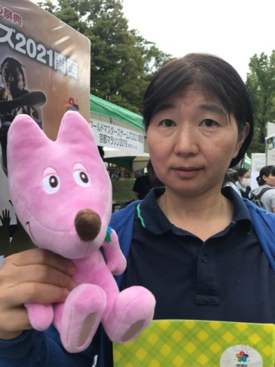 京都マラソンボランティア2年したので,いつか走るぞ!とトレーニングしています。